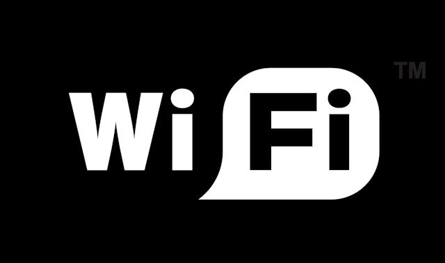 Sinyal Wi-Fi. Wi-Fi Logo.