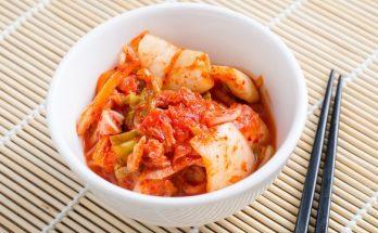 Kimchi dalam Mangkuk