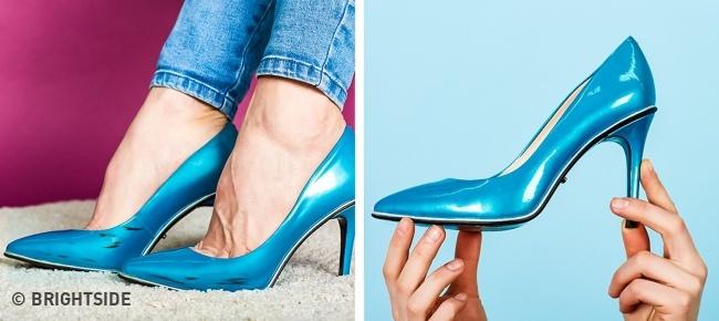 Menyingkirkan Goresan Sepatu
