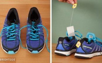 13 Cara Menjaga Sepatu Tetap Terlihat Seperti Sepatu Baru