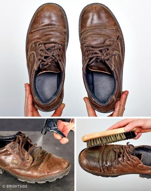 Memperbarui Sepatu Kulit