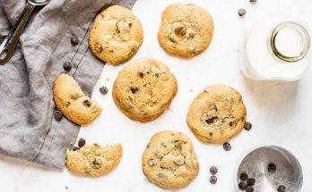 Resep choco chips cookies klasik.