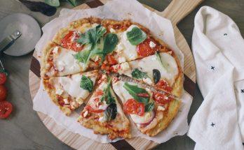 resep pizza rendah karbohidrat