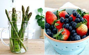 tips menjaga bahan makanan tetap segar