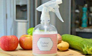 Solusi menghilangkan pestisida pada buah dan sayur