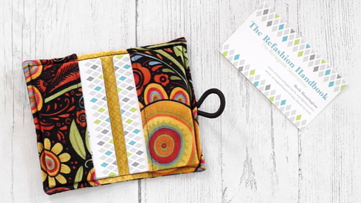 card holder sederhana