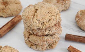cookies kayu manis