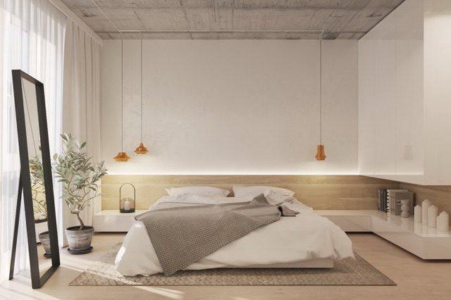 Desain Kamar Tidur Minimalis yang Nyaman dan Menawan