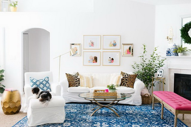 membuat ruang tamu terlihat mewah bisa dimulai dengan memilih cat yang berkualitas