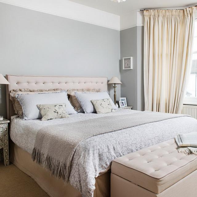 pilih jenis tirai kamar tidur yang sesuai fungsinya